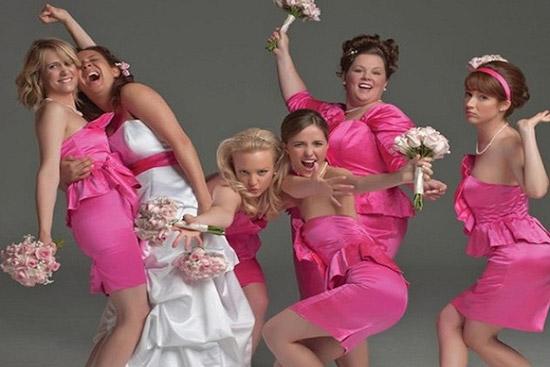 A menyasszony búcsúztatása egy fergeteges hangulatú lánybúcsún