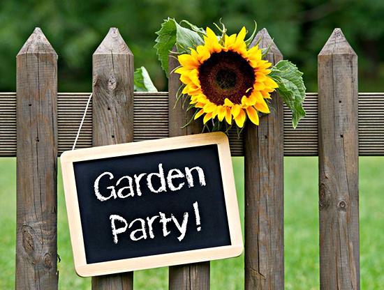 Csinosítsd ki a kertet a partihoz