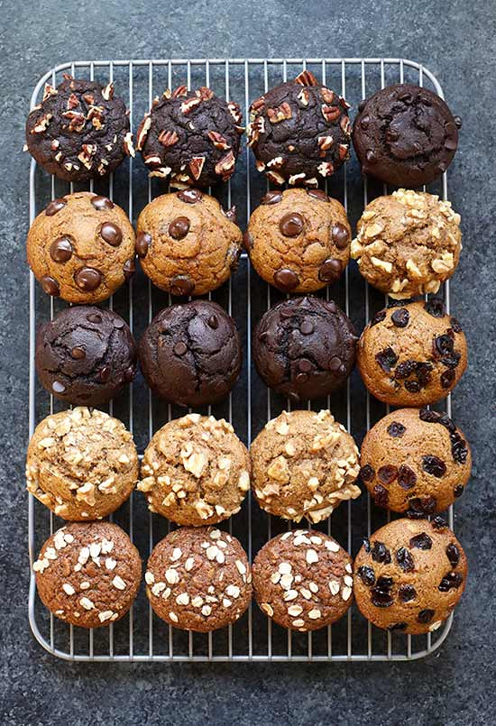 A legagyszerűbb, a muffin