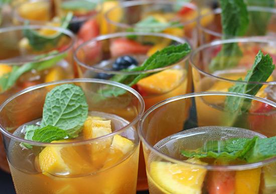 Hűsítő, alkoholmenbtes koktél a legnagyobb melegben is kiváló