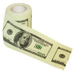 Dollár WC-Papír