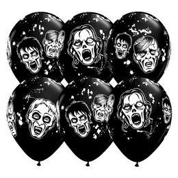 11 inch-es Zombies - Zombik Special Assortment Lufi Halloween-ra (6 db/csomag)
