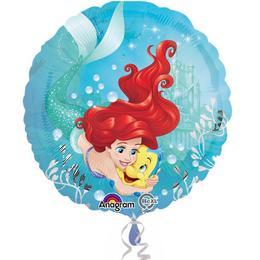 17 inch-es A Kis Hableány - Ariel Dream Big Fólia Lufi