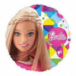 17 inch-es Barbie Sparkle Héliumos Fólia Lufi