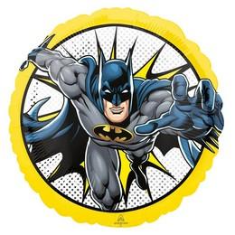 Batman Action Héliumos Fólia Lufi, 46 cm