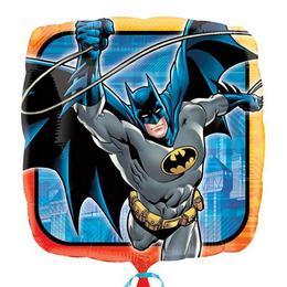 Batman Szuperhős Comics Héliumos Fólia Lufi, 45 cm