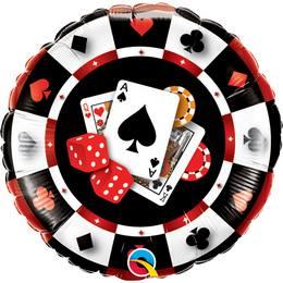 Casino Héliumos Fólia Lufi, 46 cm