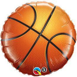 18 inch-es Kosárlabda - Basketball Héliumos Fólia Lufi