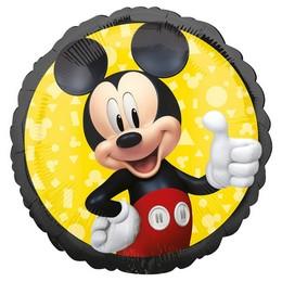 Mikiegér - Mickey Mouse Forever Héliumos Fólia Lufi, 46 cm