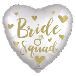 Bride Squad Lánybúcsús Héliumos Fólia Lufi, 46 cm