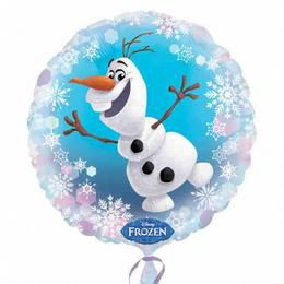 Frozen Olaf Fólia Lufi