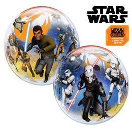 22 inch-es Disney Star Wars Lázadók Bubbles Lufi
