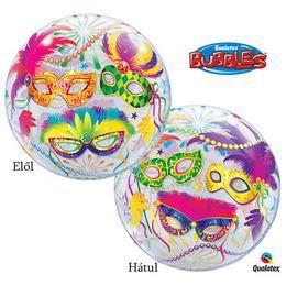 22 inch-es Masquerade Bubble Lufi
