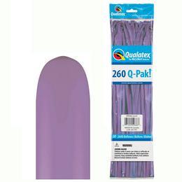 260Q Spring Lilac (Fashion) Q-Pak Party Modellező Lufi (50 db/csomag)