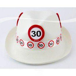 30-as Sebességkorlátozó Születésnapi Kalap