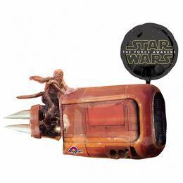 Star Wars The Force Awakens Rey's Speeder Fólia Lufi