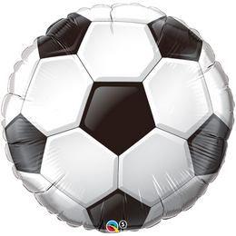 36 inch-es Soccer Ball Héliumos Fólia Lufi