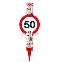 50-es Sebességkorlátozó Tortatüzijáték