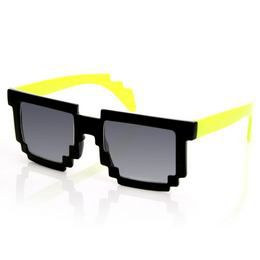8 Bites Napszemüveg Sárga