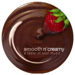 Smooth and Creamy - zenei CD