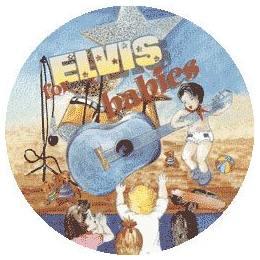 Elvis for Babies - zenei CD