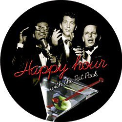 Happy Hour with the Rat Pack - zenei CD