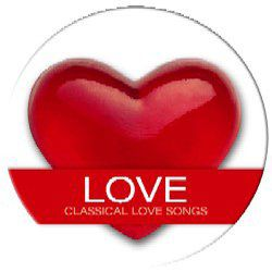 Love - Classical Love Songs - zenei CD