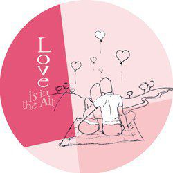 Love is in the Air - zenei CD