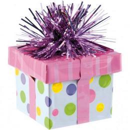 Ajándékdoboz Léggömbsúly Pink - 170 gramm