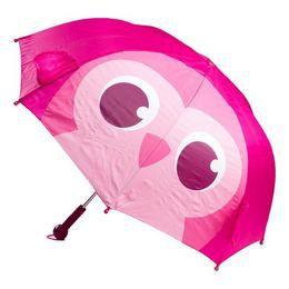 Állatos Zenélő Esernyő Gyerekeknek - Bagoly