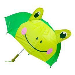 Állatos Zenélő Esernyő Gyerekeknek - Béka