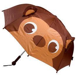 Állatos Zenélő Esernyő Gyerekeknek - Majom