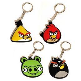 Angry Birds - Kis Méretű Kulcstartó - 4 féle