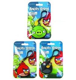 Angry Birds - Nagy Méretű Kulcstartó - 3 féle