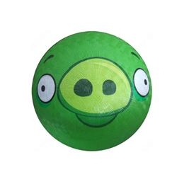 Angry Birds - Zöld Malac Labda, 13 cm-es