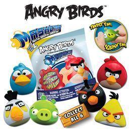 Angry Birds Gyűjthető Labda Figurák, 2. Szériás