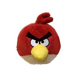 Angry Birds - Piros Plüss Madár Csivitelő Hanggal - 13 cm-es
