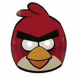 Angry Birds Parti Maszk - 6 db-os