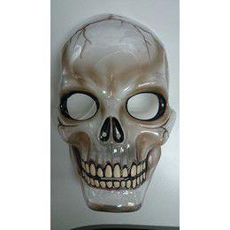 Átlátszó Csontváz Maszk