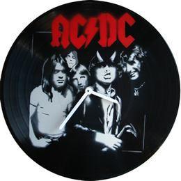 Bakelit Lemez Falióra - AC/DC