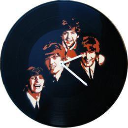 Bakelit Lemez Falióra - Beatles