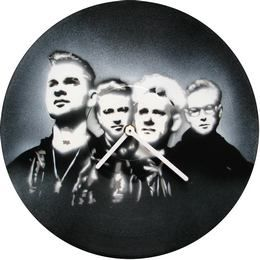 Bakelit Lemez Falióra - Depeche Mode
