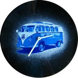 Bakelit Lemez Falióra - VW Minivan