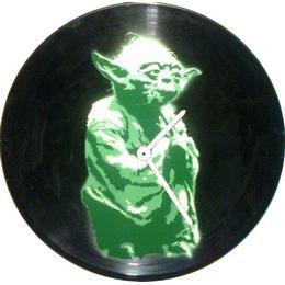 Bakelit Lemez Falióra - Yoda