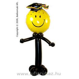 Smile Face Party Grad Without Cape Ajándék Ballagásra