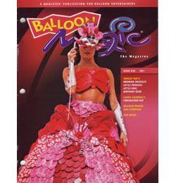 Balloon Magic - Haladó Lufitekerő Szakmai Magazin 53. szám