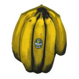 Banán Mintájú Főzőkesztyű