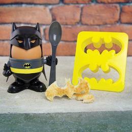 Batman A Sötét Lovag - Lágytojástartó és Kenyérvágó