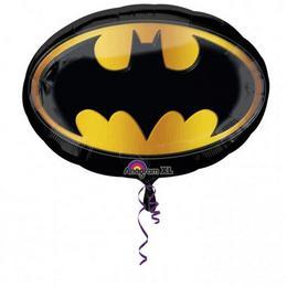 Batman Jel Héliumos Fólia Lufi, 68 cm