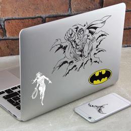 Batman, Superman és Wonder Woman (Csodanő) Matrica Csomag - 18 db-os